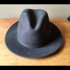 59d766aeae9 Scala Accessories - Scala Fedora Top Hat Size M 100% Wool New